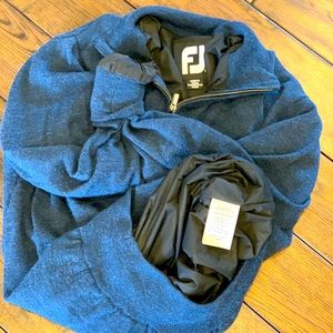 FootJoy Performance Lined Sweater; NWOT